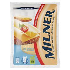 Τυρί MILNER ημίσκληρο σε φέτες (300g)