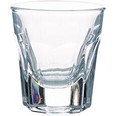 Ποτήρι UNIGLASS Marocco 4cl Φ4,9x5,5cm (6τεμ.)