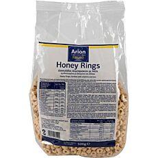 Δημητριακά ARION FOOD honey rings (500g)