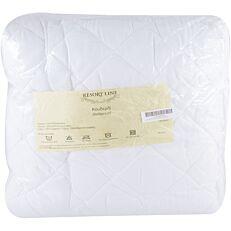Κουβερλί λευκό 220x240cm