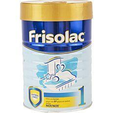 Γάλα σε σκόνη ΝΟΥΝΟΥ Frisolac 1ης βρεφικής ηλικίας για παιδιά από 0 έως 6 μηνών