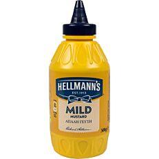 Μουστάρδα HELLMANN'S απαλή (500g)