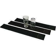 Bar mat λαστιχένιο 59x8cm