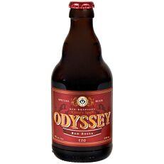 Μπύρα ODYSSEY red (330ml)