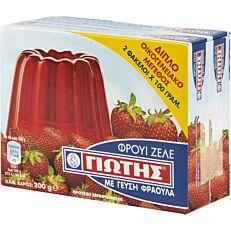 Φρουί ζελέ ΓΙΩΤΗΣ με γεύση φράουλα (200g)