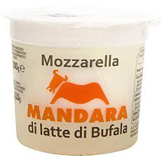 Τυρί MANDARA mozzarella bufala (200g)
