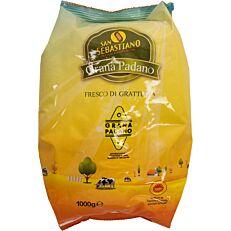Τυρί SAN SEBASTIANO grana padano τριμμένη (1kg)