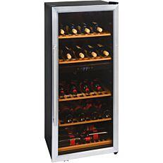Βιτρίνα συντήρησης κρασιών MASTER CHEF 91 μπουκαλιών