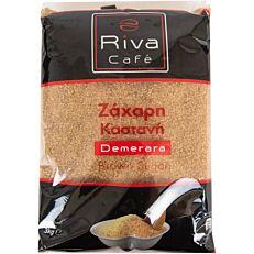 Ζάχαρη RIVA CAFÉ καστανή σε σακούλα (3kg)
