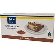 Χαλβάς ARION FOOD με κακάο (400g)
