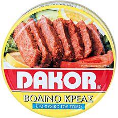 Κονσέρβα DAKOR corned beef (200g)