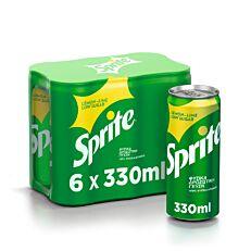 Αναψυκτικό SPRITE γκαζόζα (6x330ml)