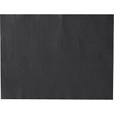 Σουπλά Plain μαύρα 30x40cm (250τεμ.)