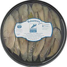 Σκουμπρί DELIFISH σε φέτες και ηλιέλαιο (1kg)