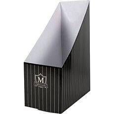 Θήκη περιοδικών HERLITZ Montana Α3/C4 πλαστική μαύρη