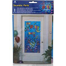 Αφίσα πόρτας Party
