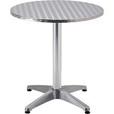 Τραπέζι RESORT LINE αλουμινίου στρογγυλό Φ60
