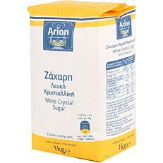 Ζάχαρη ARION FOOD λευκή κρυσταλλική (1kg)