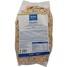 Δημητριακά ARION FOOD μούσλι φρούτων (1kg)