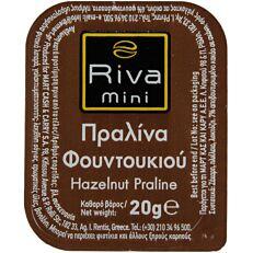 Πραλίνα RIVA MINI φουντουκιού (100x20g)