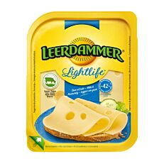 Τυρί LEERDAMMER emmental light σε φέτες (175g)
