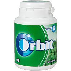 Τσίχλες ORBIT Spearmint (64g)