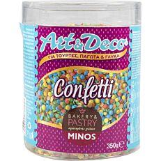 Προϊόντα ζαχαροπλαστικής MINOS κας κας, art & deco (500g)
