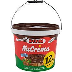 Πραλίνα NUCREMA φουντουκιού (12kg)