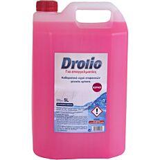 Καθαριστικό DROLIO ΓΙΑ ΕΠΑΓΓΕΛΜΑΤΙΕΣ Ultra για το πάτωμα με άρωμα κεράσι, υγρό (5lt)