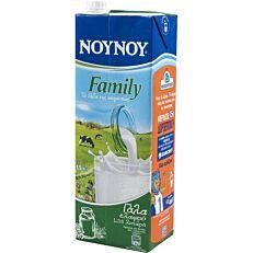 Γάλα ΝΟΥΝΟΥ Family υψηλής παστερίωσης ελαφρύ 1,5% λιπαρά (1,5lt)