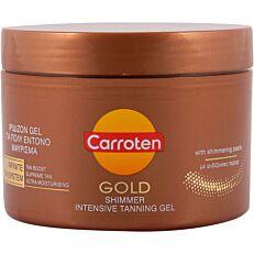 Αντηλιακό CARROTEN gold intensive tanning gel (150ml)