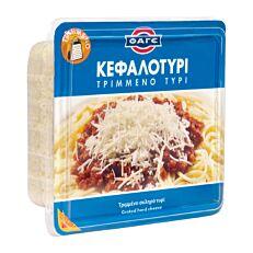 Τυρί ΦΑΓΕ κεφαλοτύρι τριμμένο (200g)