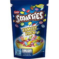 Καραμέλες SMARTIES Family Pack γεμιστά με σοκολάτα γάλακτος (240g)