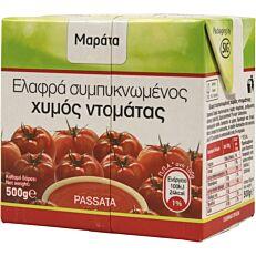 Τομάτα ΜΑΡΑΤΑ πασσάτα (500g)