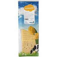 Τυρί VEPO emmental 45%λιπαρά σε φέτες (500g)