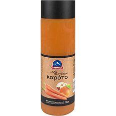 Φυσικός χυμός ΟΛΥΜΠΟΣ καρότο (1lt)
