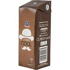 Γάλα ΟΛΥΜΠΟΣ CHOCO COOL σοκολατούχο (250ml)