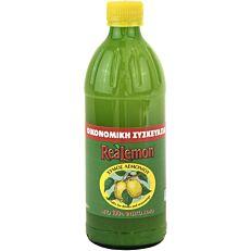 Χυμός λεμονιού Realemon (500ml)