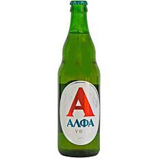 Μπύρα ΑΛΦΑ (20x500ml)