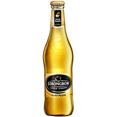 Μηλίτης STRONGBOW gold apple (330ml)