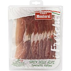 Σπεκ MONTORSI χοιρινό μπούτι σε φέτες Ιταλίας (100g)