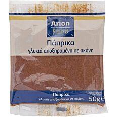 Πάπρικα ARION FOOD γλυκιά σε σκόνη (50g)