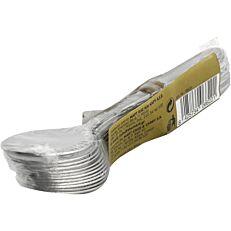 Κουταλάκι μόκας MASTER CHEF Moni An 18/0 1,8mm 11,5cm (12τεμ.)