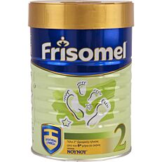 Γάλα σε σκόνη ΝΟΥΝΟΥ Frisomel για παιδιά 2ης βρεφικής ηλικίας (800g)