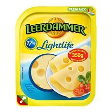 Τυρί LEERDAMMER emmental light σε φέτες (350g)