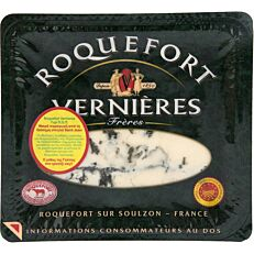 Τυρί VERNIERES ροκφόρ Γαλλίας (100g)