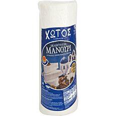 Τυρί ΧΩΤΟΣ μανούρι (~1kg)