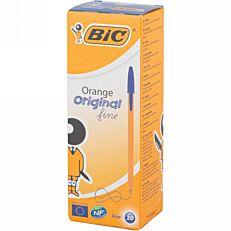 Στυλό διαρκείας orange μπλε (20τεμ.)
