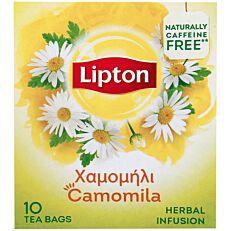 Αφέψημα LIPTON χαμομήλι (10x1g)