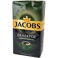 Καφές JACOBS ΕΚΛΕΚΤΟΣ φίλτρου (500g)